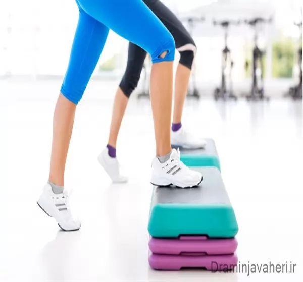تمرین استپ آپ برای درمان دررفتگی کشکک زانو