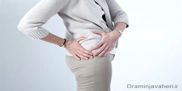 درمان آرتروز ران در سالمندان