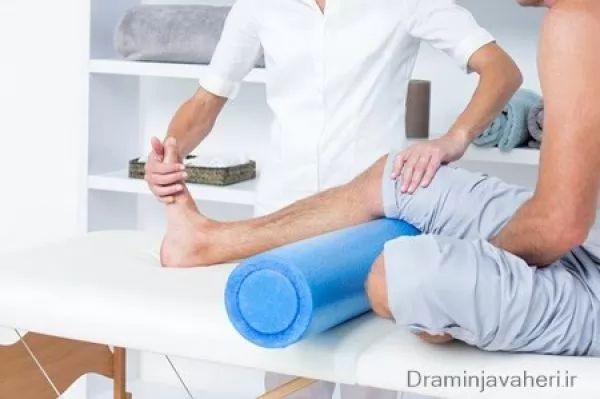 ورزش بعد از تعویض مفصل زانو