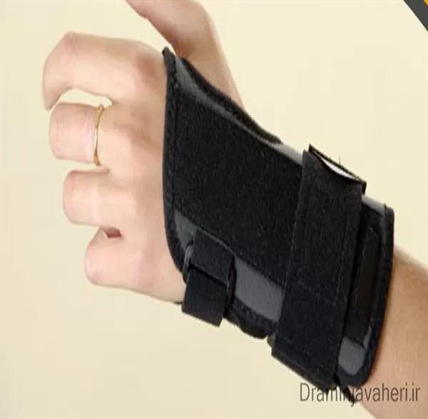 درمان آرتروز دست با بریس