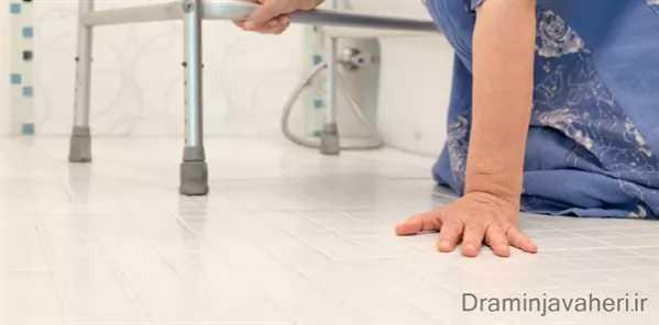 شکستگی مفصل هیپ در سالمندان