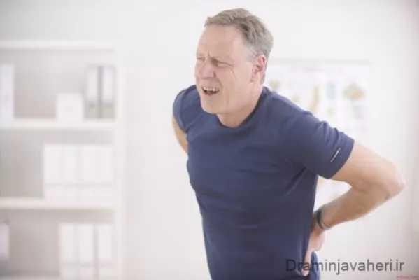 علائم پوکی استخوان در مردان