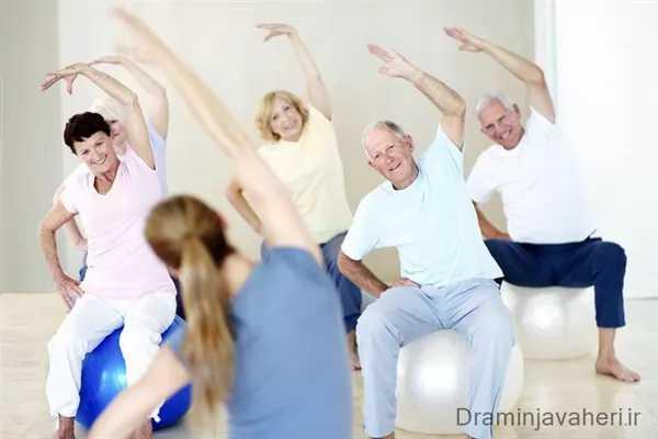 پیشگیری از پوکی استخوان با ورزش