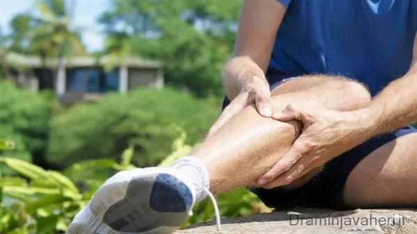 علت درد استخوان ساق پا