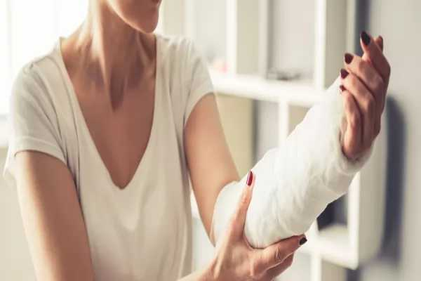 عفونت استخوان بعد از شکستگی