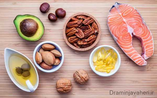 موادغذایی مناسب زانو درد