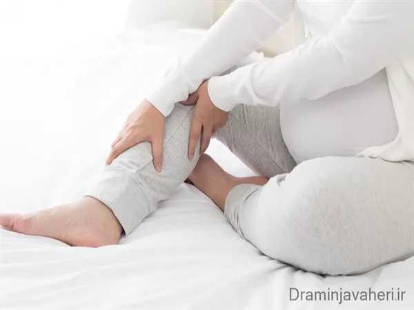 علت درد ساق پا در شب