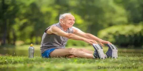 پیشگیری از پادرد در سالمندان