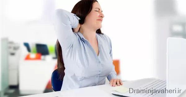 آرتروز گردن در خانم ها