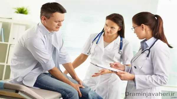درمان آسیب های زانو