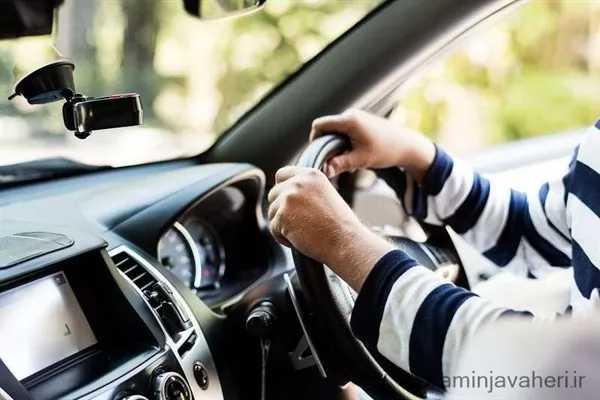 رانندگی بعد از جراحی