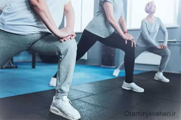 پیشگیری از آرتروز زانو با ورزش