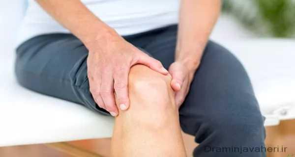 اثرات بی تحرکی و زانو درد
