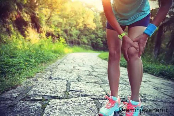 پیاده روی و درد زانو
