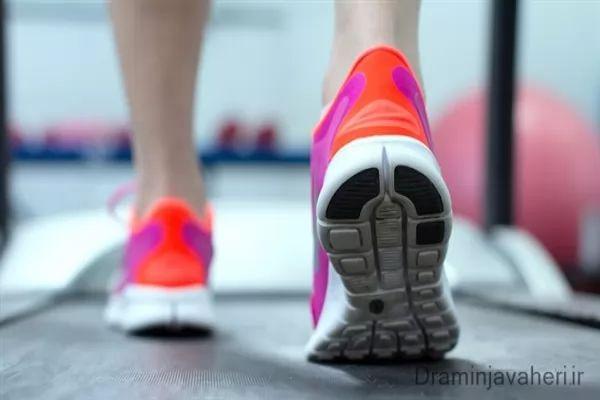 انتخاب کفش مناسب برای پیاده روی